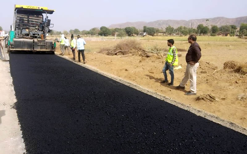 Construction Of Cc Road Latest Rajasthan Tenders